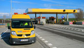 Toll plaza A1, Poland