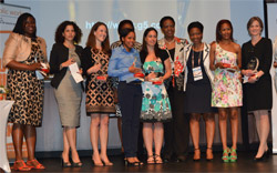 Women in Engineering in the Built Environment - University of Johannesburg initiative WiEBE